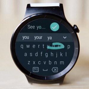 New Android Wear update brings recent app complication, connection indicators, and more