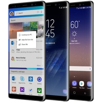 Samsung Galaxy Note 8 now available at Microsoft Store