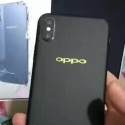 Oppo R13 leak: check out this all-black iPhone X... errrr Android phone!