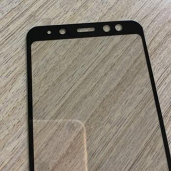 Alleged Samsung Galaxy A8 (2018) panel reveals bezel-less design, dual selfie camera