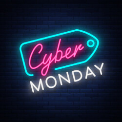 Mobile shopping expected to drive record online sales figures today for Cyber Monday in the U.S.