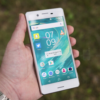 The Xperia X Performance is the fourth Sony smartphone to receive Android 8.0 Oreo