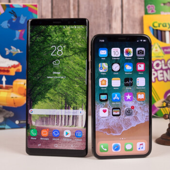 Report: Apple tops smartphone sales chart in Q3, Samsung gradually catching up