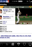 Batter's up: MLB offers its At Bat 2010 app for iPhone, Android and BlackBerry Storm
