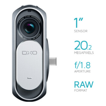 DxO One Android camera add-on promises