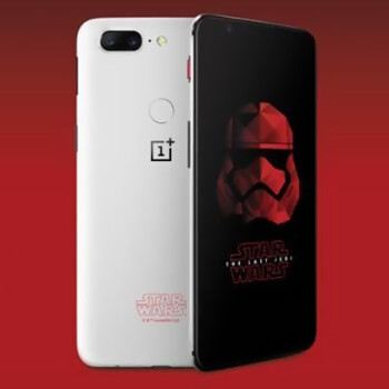 Meet the OnePlus 5T Star Wars Edition
