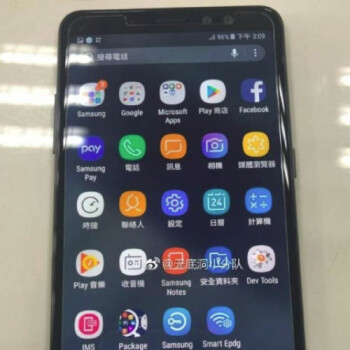 Samsung Galaxy A8+ (2018) looks gorgeous in these leaked live pictures