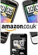 HTC Desire, HD Mini, and Legend now up on Amazon UK
