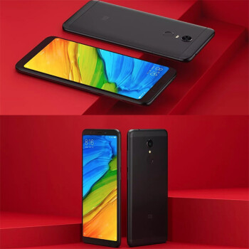 All but official: Xiaomi shows the Redmi 5 and Redmi 5 Plus in rad new renders