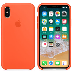 Apple introduces new colors for its iPhone X silicone cases and Apple Watch sport bands