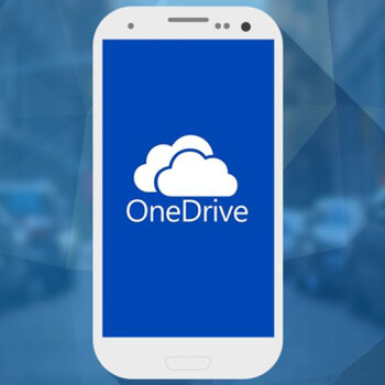Microsoft's OneDrive for Android gets a brand new look