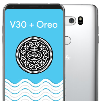 Android Oreo for the LG V30: Check out all the new features!
