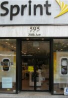 Sprint's credit rating gets cut by S&P
