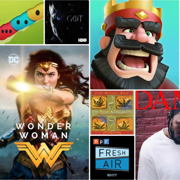 Apple kündigt die besten iOS Apps und Spiele von 2017