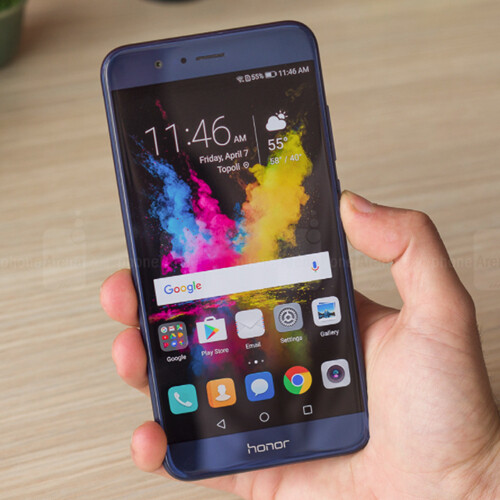 Huawei starts pushing Android 8 0 Oreo update for the Honor 9 and
