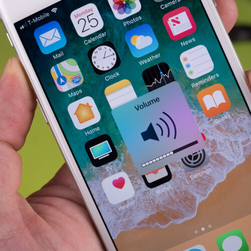 iPhone volume buttons no longer control your ring volume