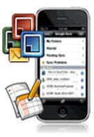 Latest version of DataViz's DocsToGo for the iPhone adds Google Docs support