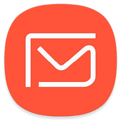 samsung email app hits 100 million downloads in the google play store. Black Bedroom Furniture Sets. Home Design Ideas