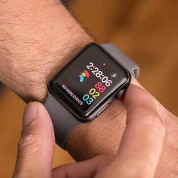 Going strong: the Apple Watch is en route to set another sales record in 2018
