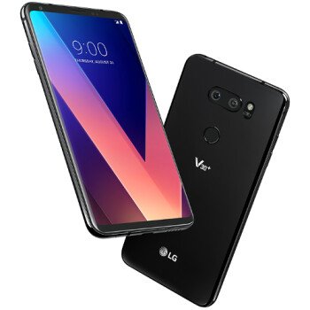 Unlocked LG V30+ (128 GB, premium headphones) now available to pre-order in the US