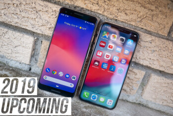 Most anticipated upcoming phones in 2018
