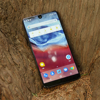 Essential Phone may have sold 50,000 units according to camera app download numbers