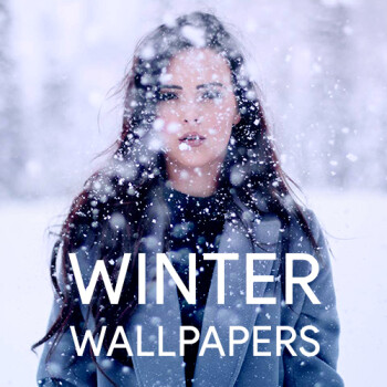 Beautiful winter wallpapers in ultra high resolutions, perfect for any smartphone or tablet
