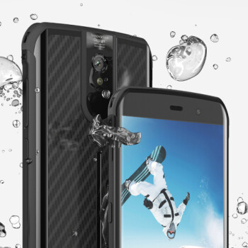 The Vernee Active: rugged, good-looking, affordable, and it's available for pre-order