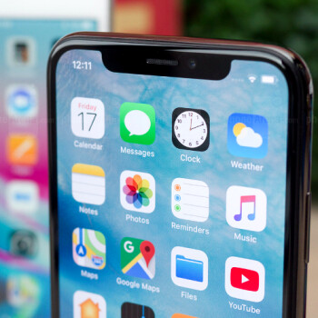 The iPhone X adoption rate is way above the iPhone 8 or 8 Plus