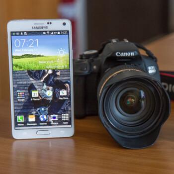 Do you even keep a dedicated camera around anymore?