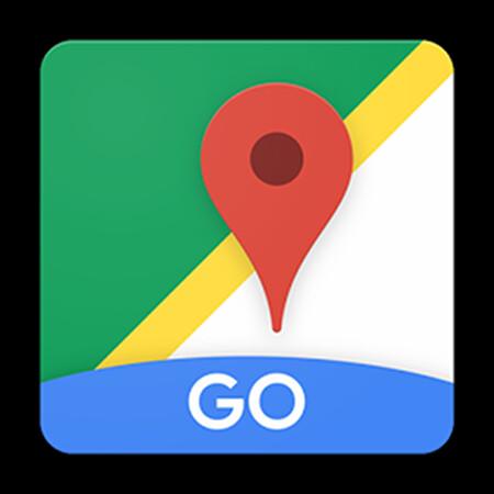 leichtgewichtige Google Maps Go-App wird im Play Store on