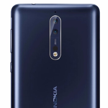 Telephoto or wide-angle lens? Nokia camera app update hints at possible dual-camera setup for the Nokia 9