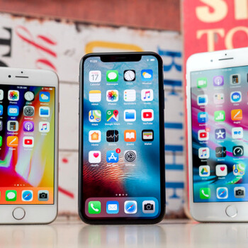 Apple's new iPhones top the sales charts and Google searches