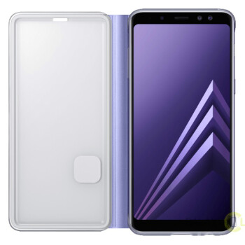 Galaxy A8 (2018) leaks in new renders: Samsung's bezel-less mid-ranger is a beaut'