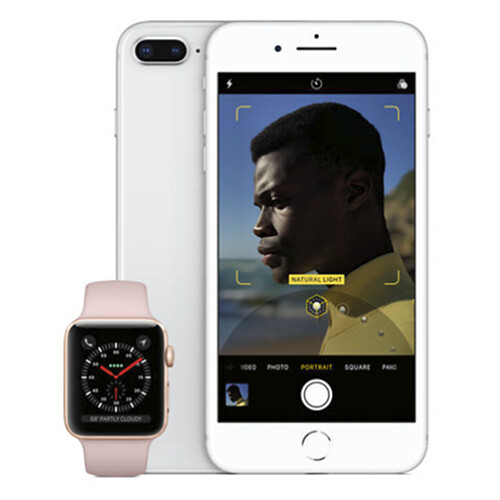 low priced c28f1 5e85f Deal: Buy an Apple Watch Series 3 and save $200 on the iPhone 8/Plus ...