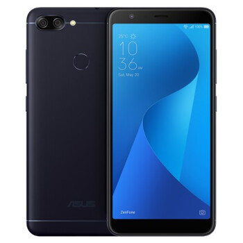 Asus ZenFone Max Plus (M1) with 18:9 display goes on sale in Europe, but it's a bit overpriced