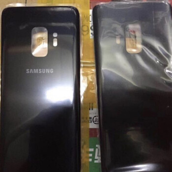 Another leaked picture confirms single camera for Samsung Galaxy S9