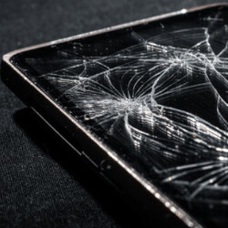 A new polymer is the latest discovery leading toward self-healing phone screens