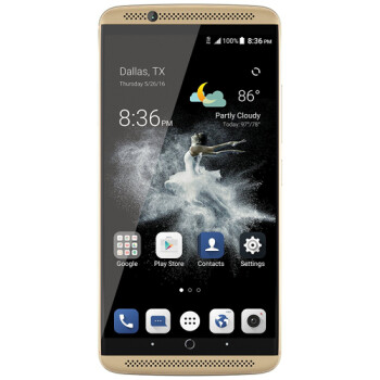 Even if it's no longer in production, ZTE Axon 7 will receive Android 8.0 Oreo soon