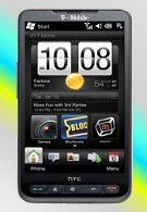 T-Mobile lists the HTC HD2 as