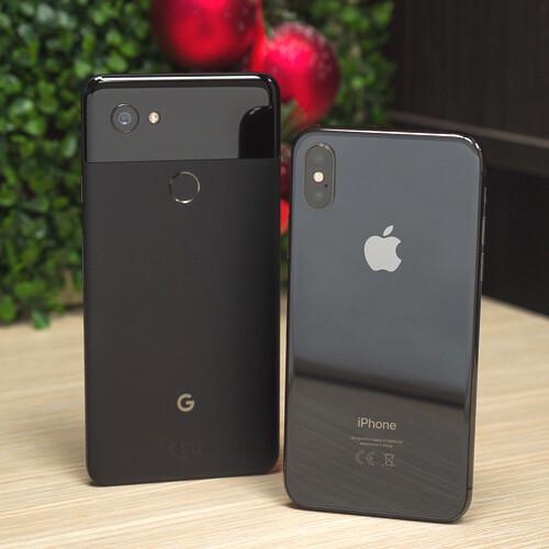 Apple IPhone X Vs Google Pixel 2 XL: Camera Comparison