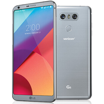 Deal: Save $244 on an LG G6 from Verizon