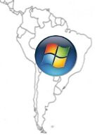Windows Mobile 6.5 seeing strong market share in Latin America