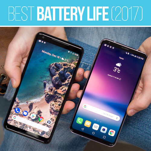 which phone has the best battery life in 2017. Black Bedroom Furniture Sets. Home Design Ideas
