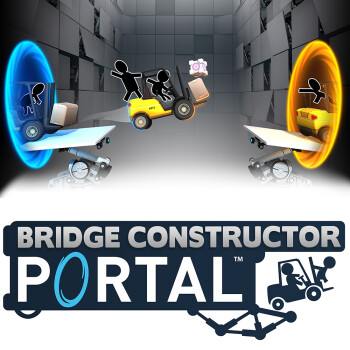 Bridge Constructor Portal out now for iOS and Android: More GLaDOSomeness coming our way