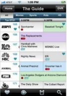 Never miss a show with the Comcast Mobile 2.0 app for the iPhone