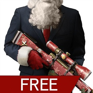 Ho-Ho-Headshot! Hitman Sniper is now free for a limited time on Google Play