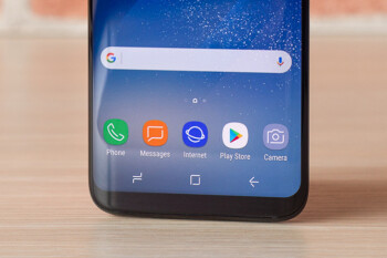 Cutting corners: Galaxy A8 and A8+ (2018)'s home button isn't pressure sensitive