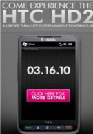 T-Mobile to host launch party for the HTC HD2 in New York - invites only