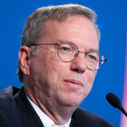 Former Google Chairman and CEO Eric Schmidt leaves his executive position at Alphabet